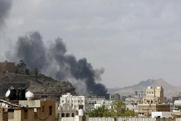 یورش جنگنده های سعودی به ساحل غربی، شهادت چند غیرنظامی یمنی