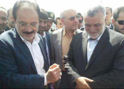 وزیر جهاد کشاورزی وارد استان سمنان شد، دامغان نخستین مقصد
