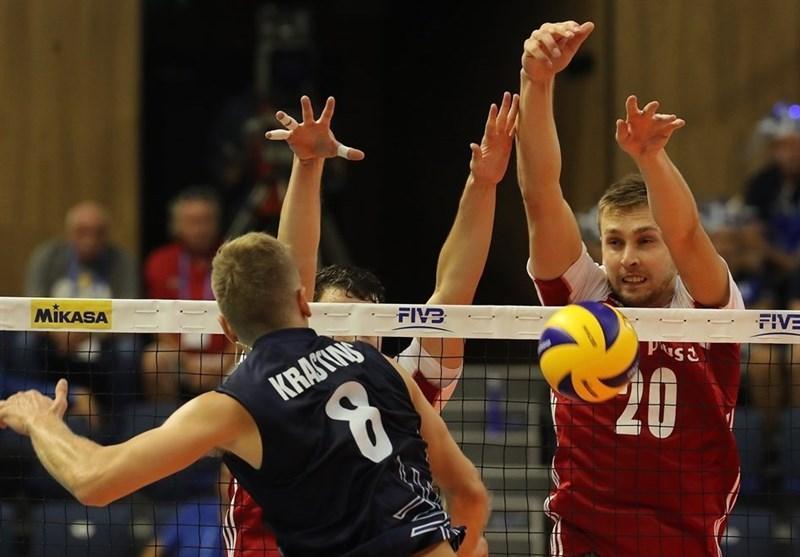 از بلغارستان، پیروزی لهستان در حضور رئیس فدراسیون جهانی