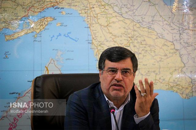 بهره برداری از پنج پروژه با حضور استاندار هرمزگان در شهرستان پارسیان