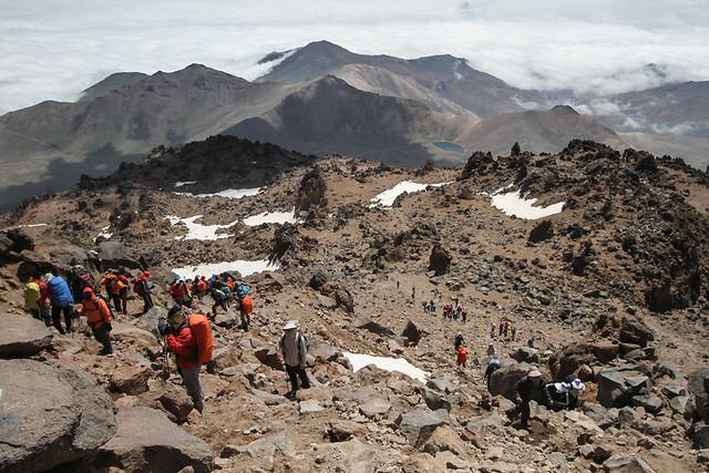 هیات مشهد محدودیت کوهنوردی بانوان را تایید کرد، زحمتکش: قانون را یادآوری نموده ایم!