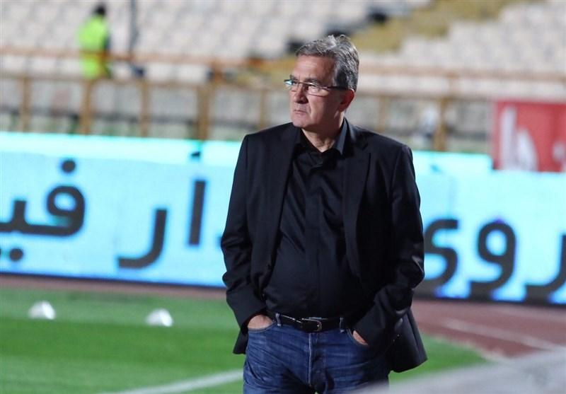 برانکو ایوانکوویچ: رفتاری که با قهرمان ایران و نایب قهرمان آسیا می گردد شرم آور است، همه کوشش شان را می نمایند که مبادا دوباره قهرمان شویم!