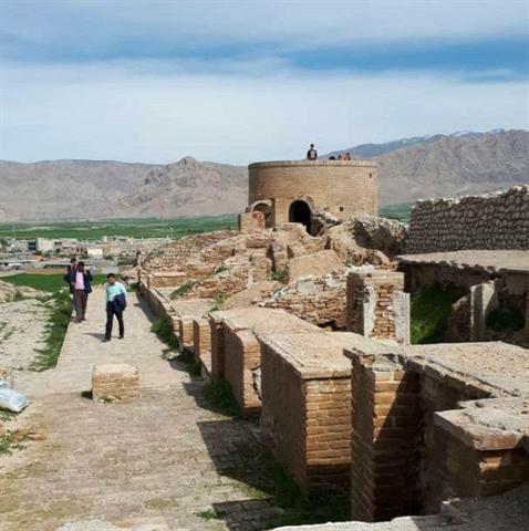 اثر ملی قلعه تُل در استان خوزستان ساماندهی می گردد