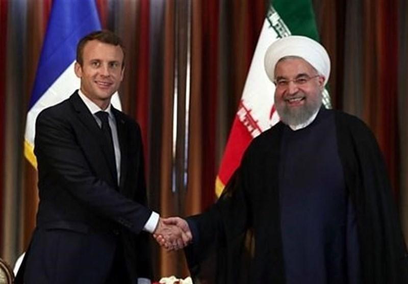 ماکرون: امیدوارم ظرف ساعات آینده پیشرفت هایی در مورد ایران رخ دهد