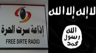 کنترل نیروهای لیبیایی بر ساختمان رادیو در سرت، کشف اسناد داعشی ها درباره عزیمت به اروپا