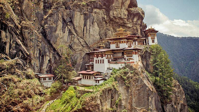 بوتان، سالزبورگ و جاده ابریشم ، معرفی برترین مقاصد گردشگری سال 2020