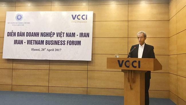 هدف گذاری 2 میلیارد دلاری روابط تجاری ایران و ویتنام قابل دسترس است