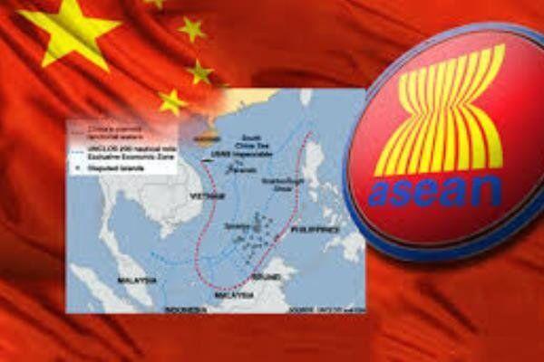 آ سه آن بجای آمریکا دومین شریک تجاری چین شد