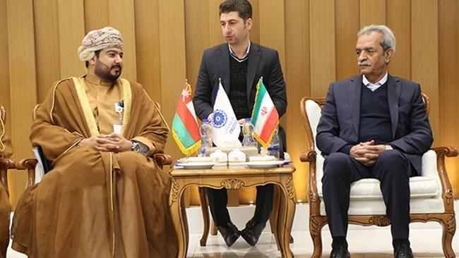 تحقق تجارت 5 میلیارد دلاری میان ایران و عمان امکان پذیر است