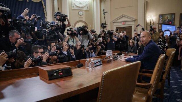 متهم شدن سفیر آمریکا در اتحادیه اروپا به سوء رفتار جنسی
