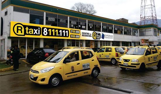 تاکسی های مختلف در کشورهای دنیا