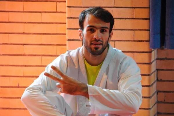 با تمام وجود برای طلای المپیک تلاش می کنم، کاراته همه زندگی من شده