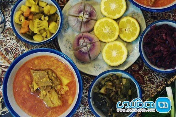 معرفی خوشمزه ترین غذاهای محلی ایلام