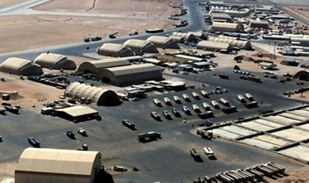 بزرگترین پایگاه نظامی آمریکا در عراق هدف نهاده شد
