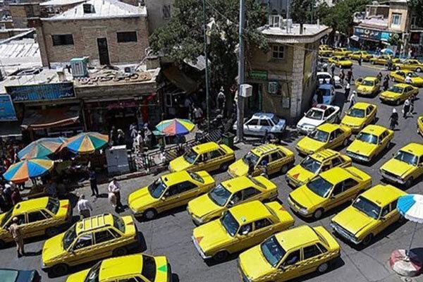 گلایه های رانندگان تاکسی در کردستان