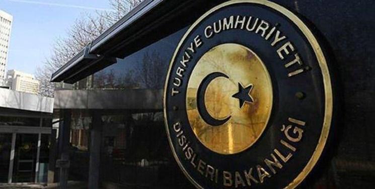 واکنش آنکارا به لغو تحریم تسلیحاتی قبرس و طرح ضد ترکیه ای سنای آمریکا