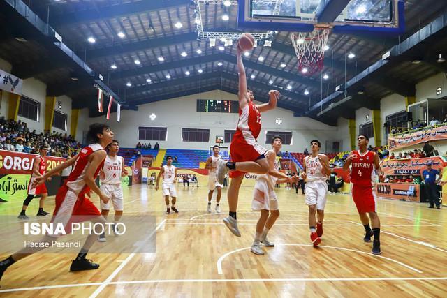 لغو بسکتبال قهرمانی نوجوانان آسیا در لبنان
