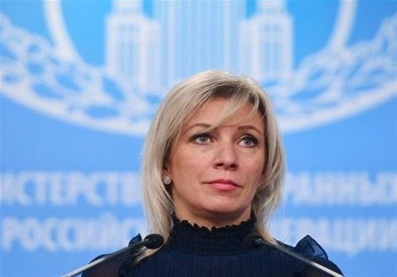 زاخارووا: اقدام فرانسه در به تعویق انداختن پرونده 2 طرفدار بازداشتی یورو 2016 قابل پذیرش نیست