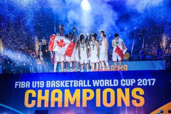 کانادا قهرمان بسکتبال جوانان دنیا شد ، رده بندی کامل جام دنیای