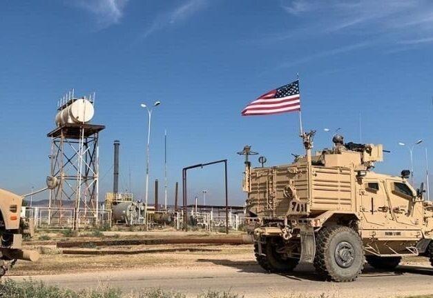 خبرنگاران کشته شدن نظامی آمریکایی در دیرالزور سوریه
