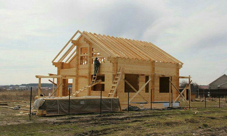 بازسازی خانه چوبی