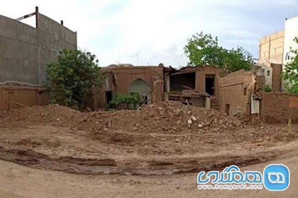 شهرداری تخریب خانه حمید سبزواری را گردن گرفت