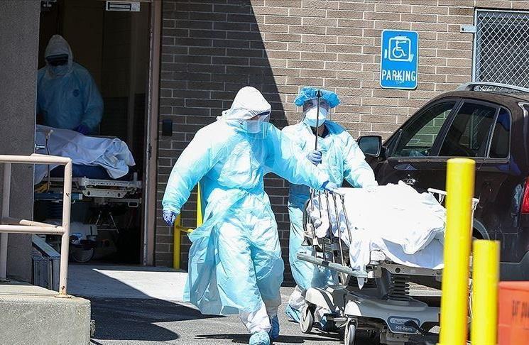 افزایش تخمین آمار های کرونا در آمریکا تا 135 هزار مرگ