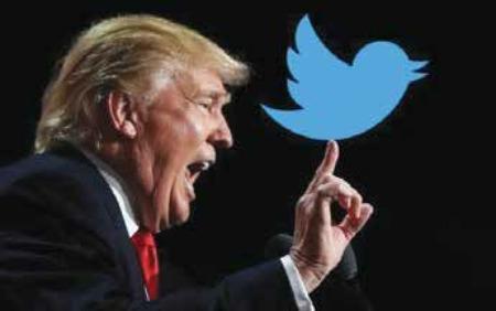 آتش جنگ توئیتر و ترامپ شعله ورتر شد