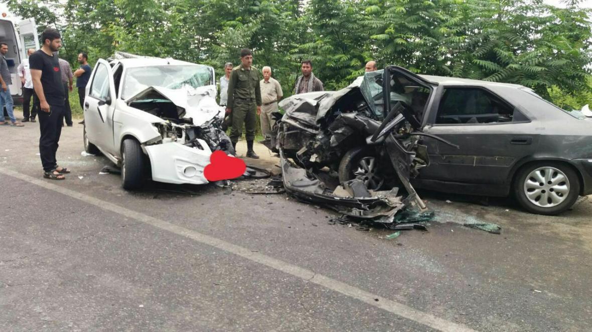 وقوع تصادف مرگبار در جاده ماسال - طاهرگوراب