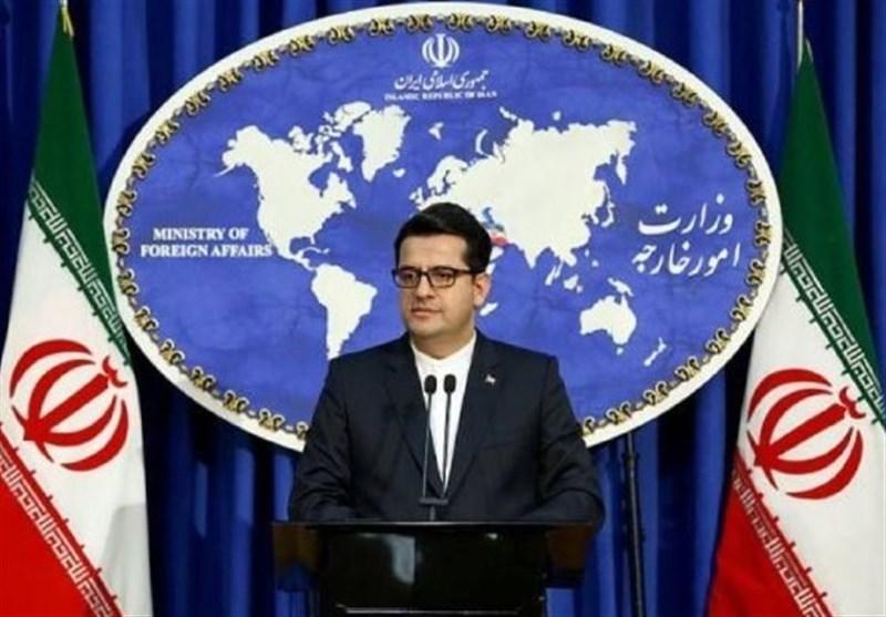 انتقاد مجدد ایران از سکوت کَرکُننده اروپا در قبال سرکوب وحشیانه مردم در آمریکا