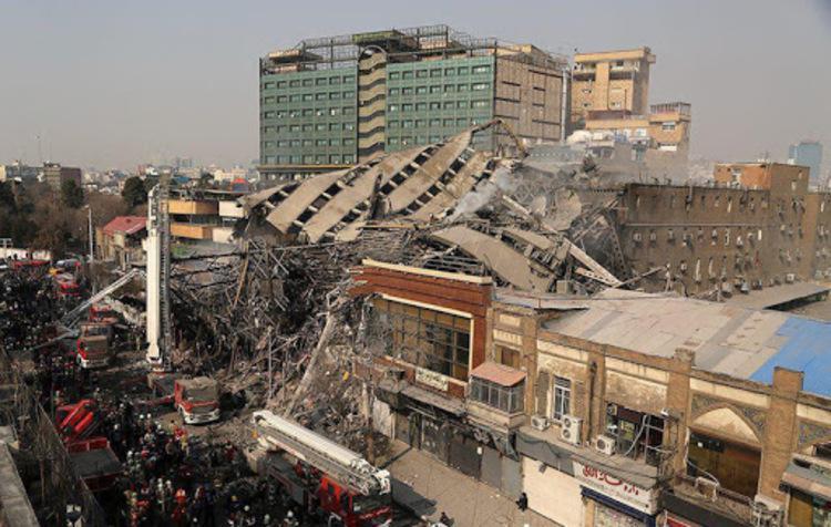 اعلام اسامی ساختمان های نا ایمن پایتخت از مهرماه