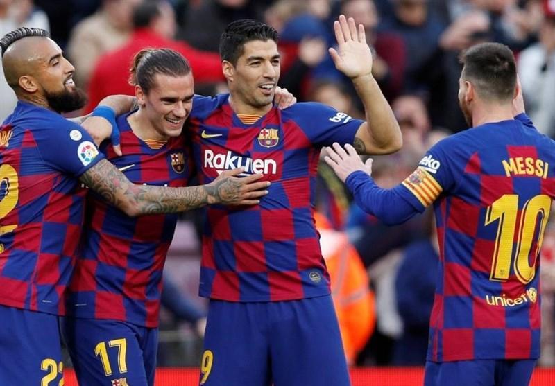 لو رفتن طرح پیراهن سوم بارسلونا