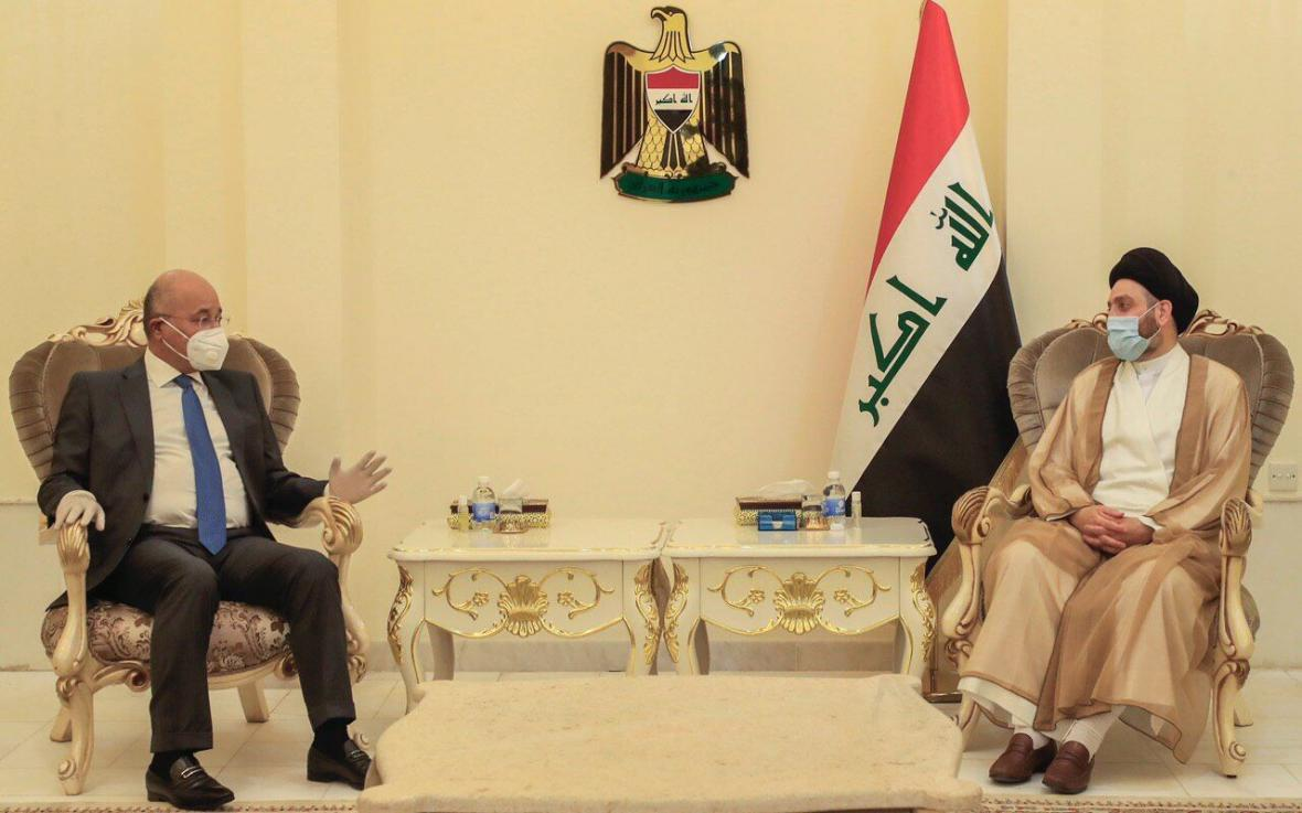 خبرنگاران حکیم: هدف از تشکیل ائتلاف عراقیون صیانت از حاکمیت عراق است