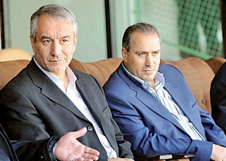 حمله رئیس پیشین کمیته انضباطی به کفاشیان و تاج