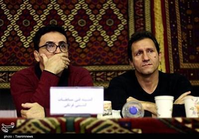 محمد بنا: مگر عروس خانه ام که ناز کنم؛ نمی دانم چرا خبر از گروه مان بیرون آمد، چه زمانی گفتم رجالم که می گویند مگر قحط الرجال است؟