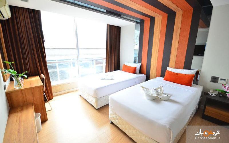 هتل اچ رزیدنس بانکوک؛ترکیبی از معماری سنتی و مدرن تایلند، تصاویر