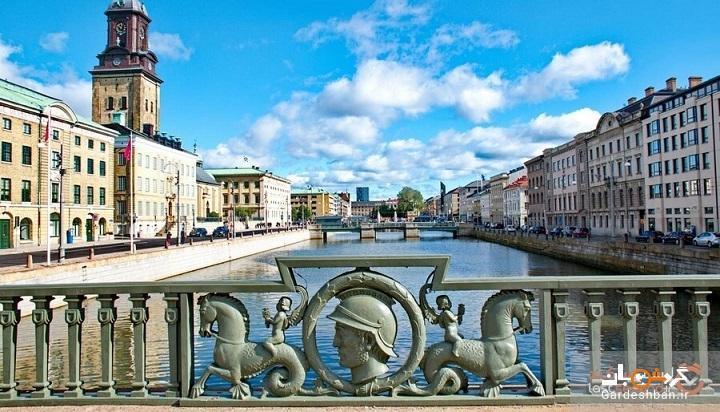 آیا به راستی گوتنبرگ اروپا سرسبزترین شهر دنیا است؟