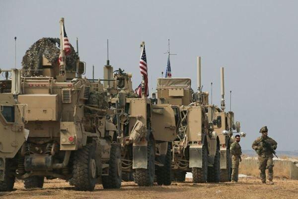 انفجار بمب در جهت کاروان نظامی آمریکا در بغداد