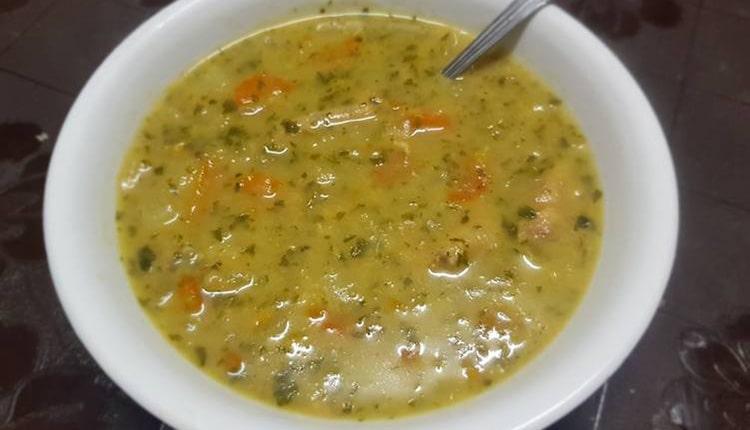 طرز تهیه سوپ مرغ برای سرماخوردگی (بهترین سوپ برای گلو درد)