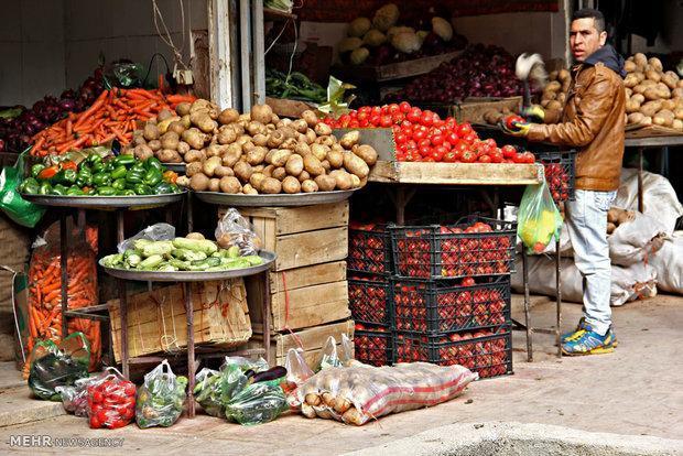 پرمصرف ترین اقلام میوه و صیفی جات بازار