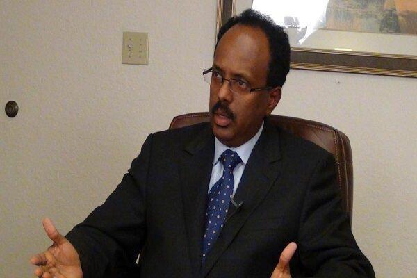 درخواست رئیس جمهور سومالی از آمریکا