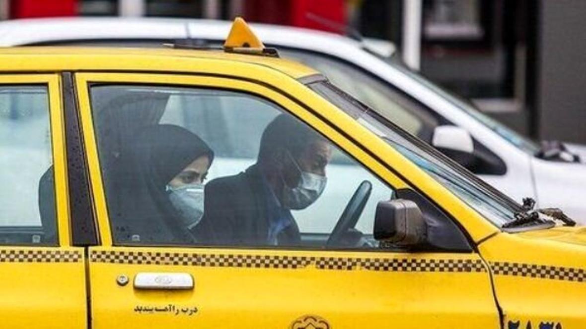 جریمه ماسک نزدن در اتوبوس و تاکسی چقدر است؟