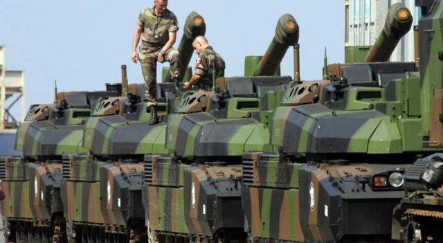 حمله القاعده به 3 پایگاه فرانسه در اقتصادی