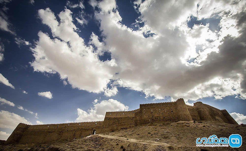 قلعه تاریخی فورگ؛ بنایی دیدنی در خراسان جنوبی