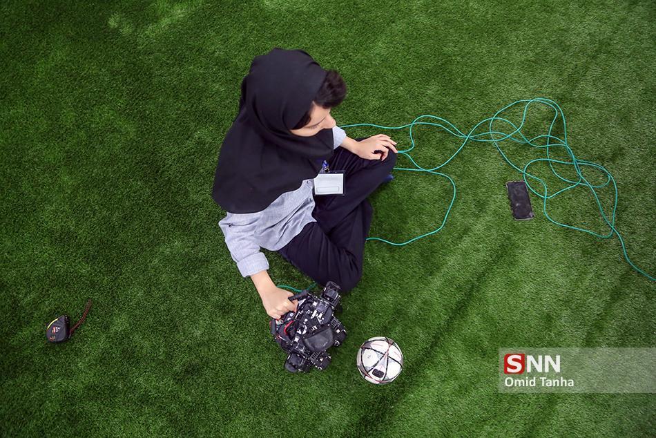 مسابقات مجازی روباتیک از سوی دانشگاه آزاد تبریز برگزار می گردد