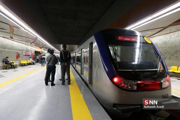 واکنش معاون حناچی به اعتبار 62 میلیارد تومانى مترو در بودجه 1400، این مبلغ براى ساخت 48 متر، مترو کافى