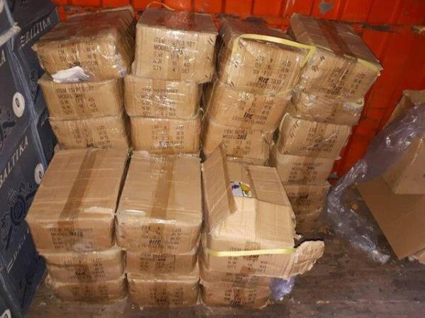 کشف بیش از 53 میلیارد ریال کالا و ارز قاچاق
