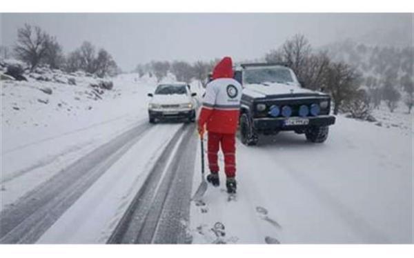 6 استان متاثر از حوادث جوی؛ به 274 نفر امدادرسانی شد