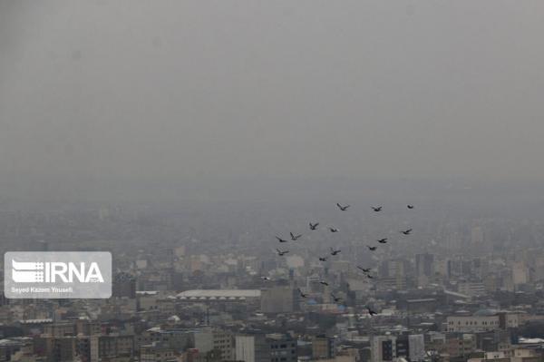 خبرنگاران میزان آلاینده های جوی در خراسان رضوی تا خاتمه هفته افزایش می یابد