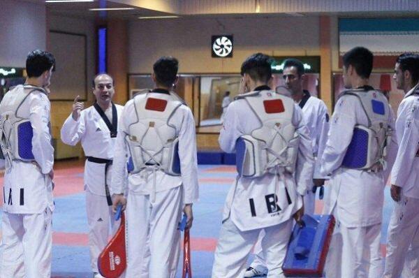 تمرینات تیم ملی تکواندو به مدت 10 روز تعطیل شد